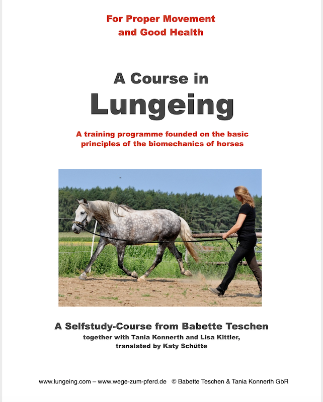 A Course in Lungeing_Cover